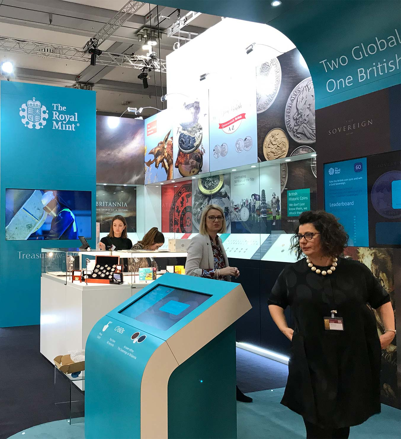 Royal Mint World Money Fair 2019